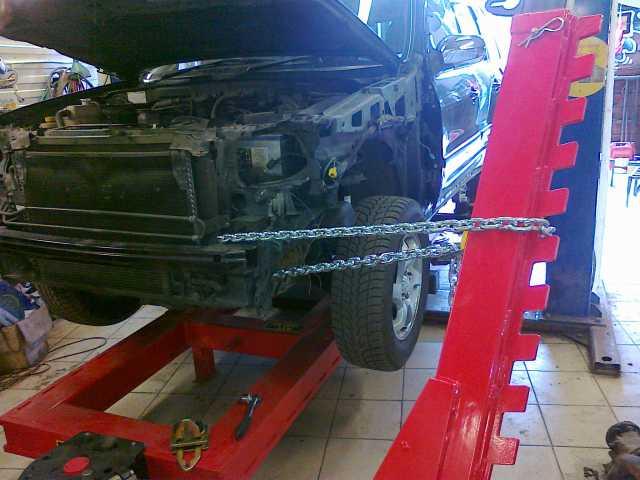 Предложение: Ремонт бамперов, кузовной ремонт в СПБ