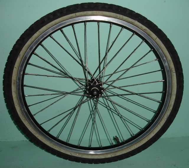 Продам: Колесо велосипедное на 20