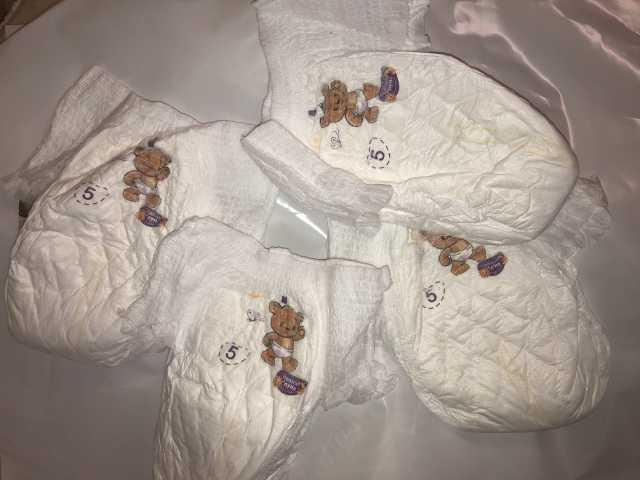 Продам: Одноразовые подгузники-трусики для детей