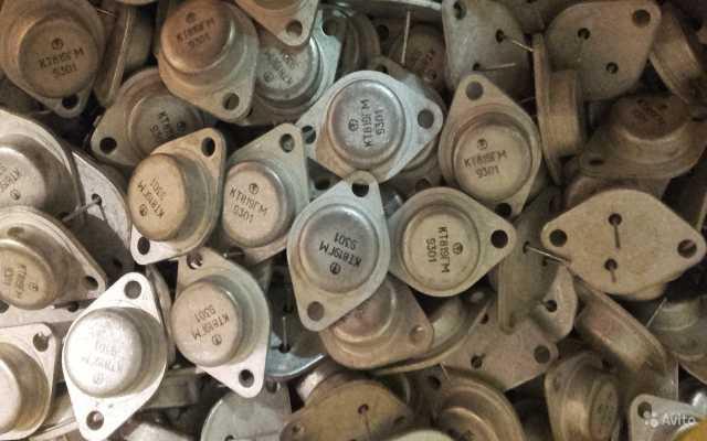 Продам Кт818гм транзисторы биполярные кт819ГМ