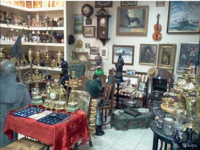 Куплю: антиквариат и предметы старины