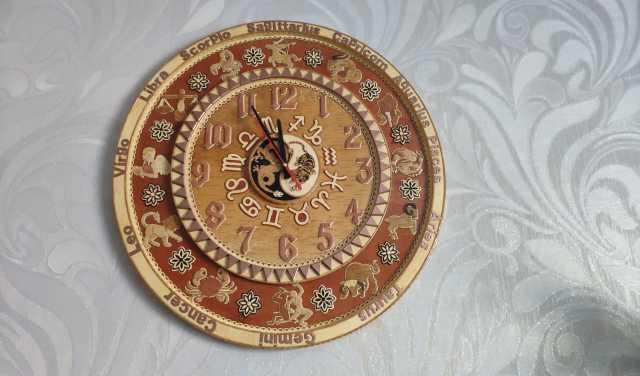 Продам: Часы из бересты