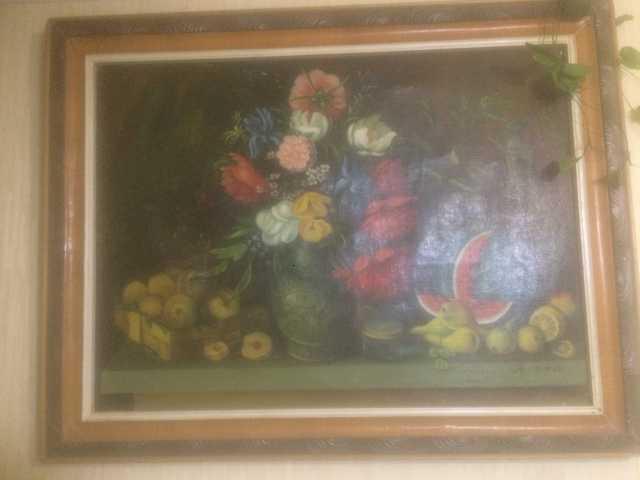 Продам Картина 65 года