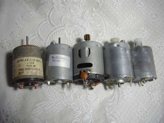 Продам: Моторчики для радиолюбителей и не только