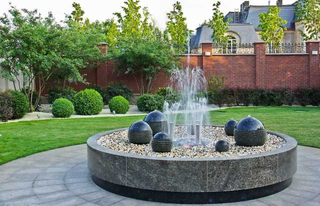 Предложение: Установка, строительство фонтана