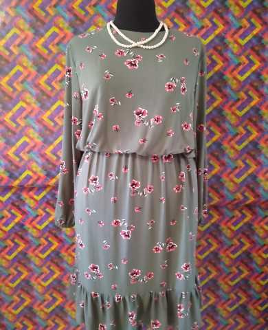 Продам Дизайнерское платье из итальянской ткани