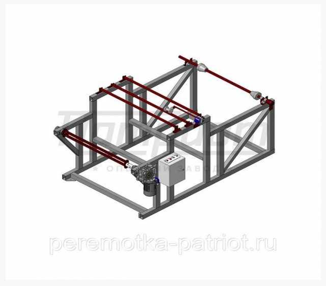 Продам: Станок для перемотки рулонных материалов