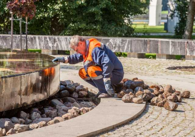 Предложение: Ремонт и реконструкция фонтанов