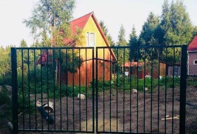 Продам Ворота садовые и калитки предлагаем
