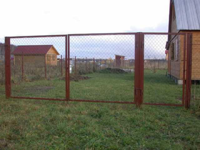 Продам: Ворота, калитки, секции