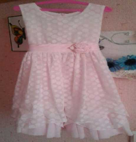 Продам: Платье на девочку