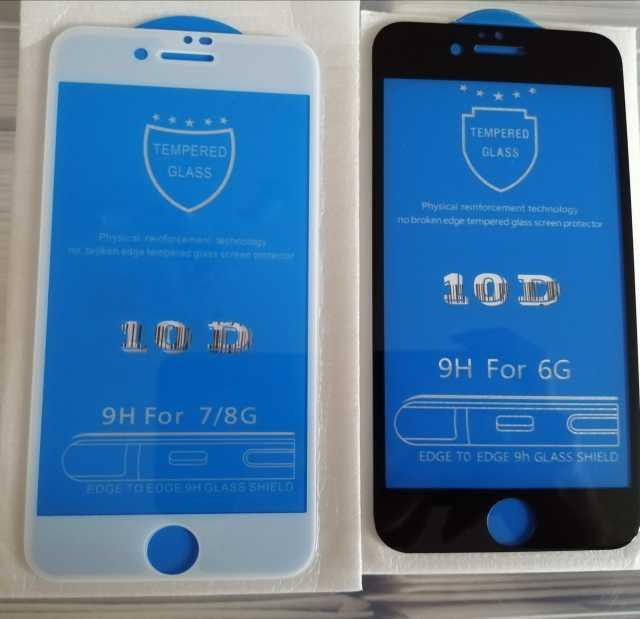 Продам: Защитные стекла на айфоны