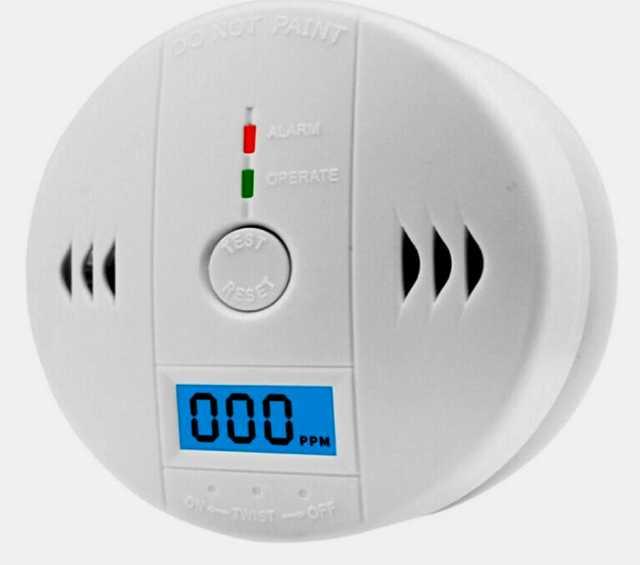 Продам сигнализатор концентрации угарного газа