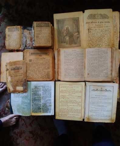 Продам Церковные книги