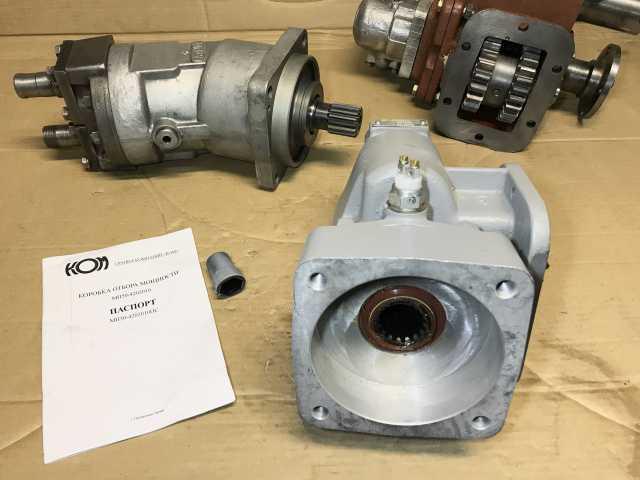Продам: Коробку Отбора Мощности МП50-4202010