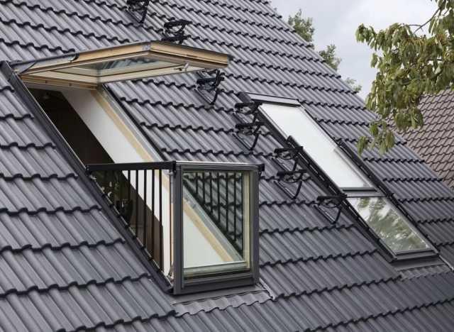 Продам: Мансардные окна
