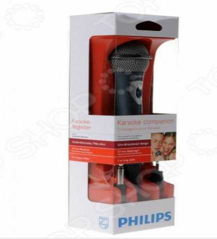 Продам: Новый микрофон Philips SB-CMD 150