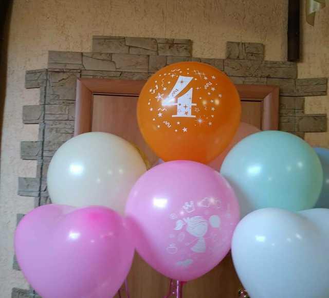 Предложение: Гелиевые шары. Оформление праздников