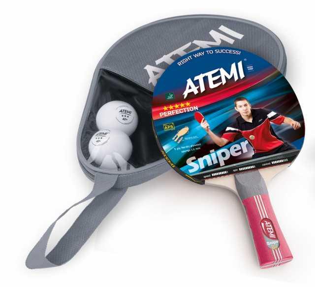 Продам: Набор для настольного тенниса ATEMI SNIP