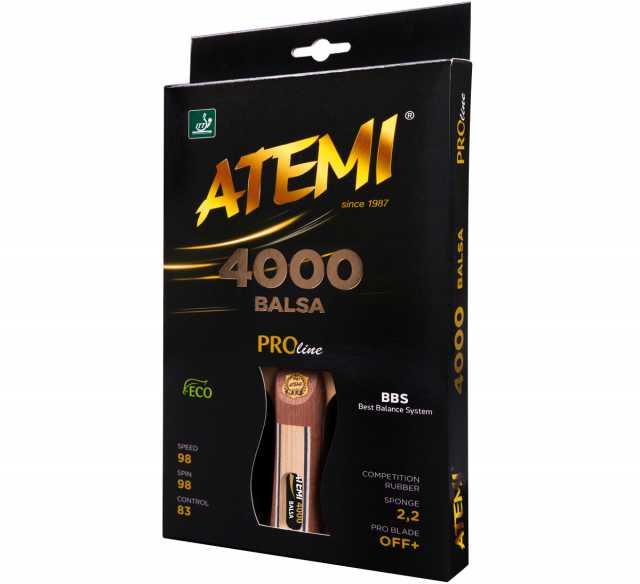 Продам: Ракетка ATEMI PRO 4000 Balsa