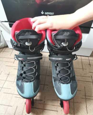 Продам: Роликовые коньки K2 VO2 S 90 Pro M