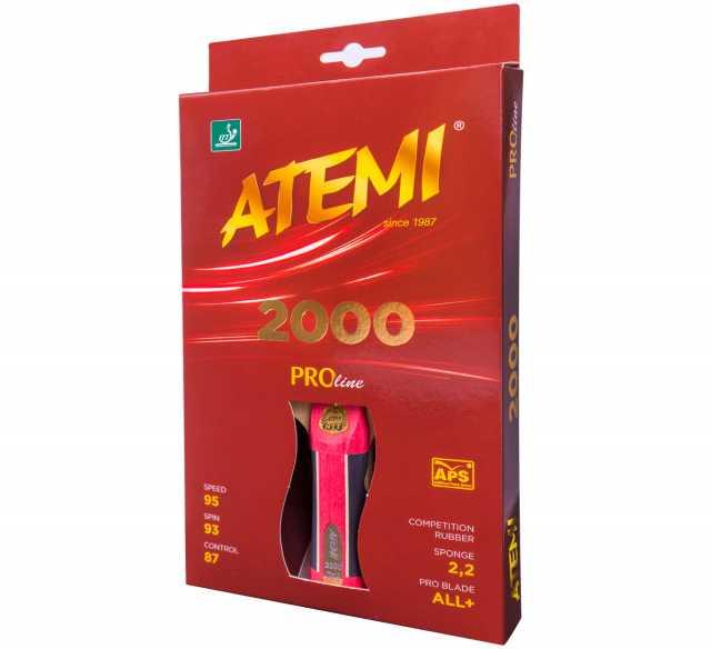 Продам: Ракетка для тенниса ATEMI PRO 2000