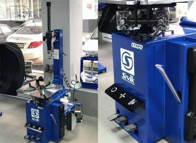 Продам: Шиномонтажный станок Sivik кс-301A Старт