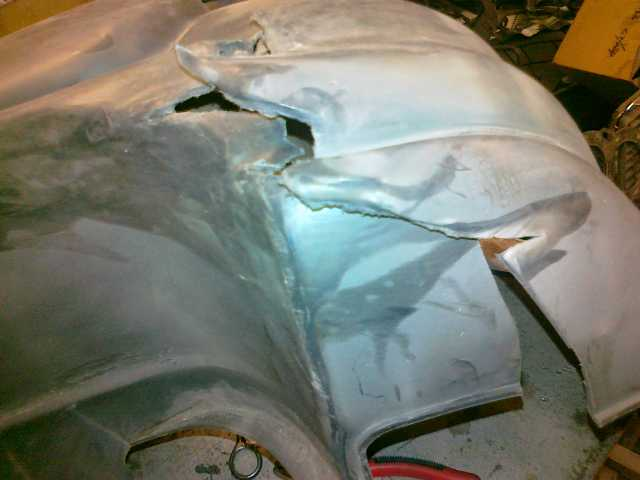 Предложение: Проф ремонт бамперов. Кузовной ремонт