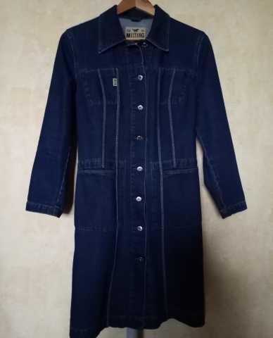 Продам: Пальто джинсовое