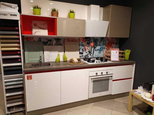 Продам: Кухня с акриловыми фасадами