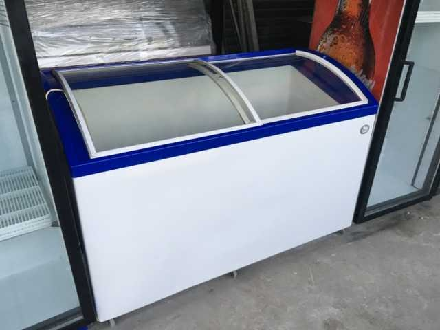 Продам: Морозильный ларь Dancar DE 500 Thin Blue