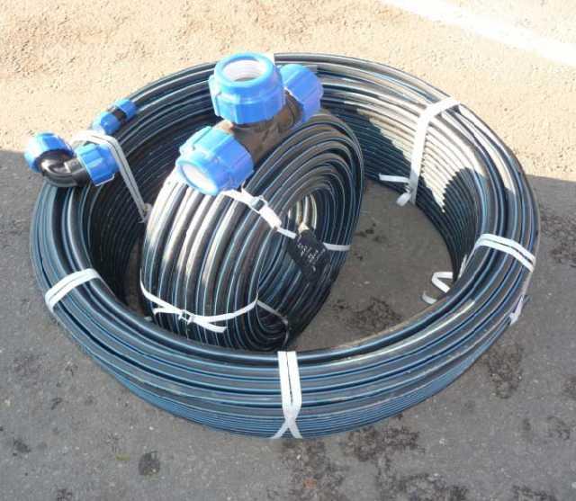 Продам: Труба ПНД 20-2 мм