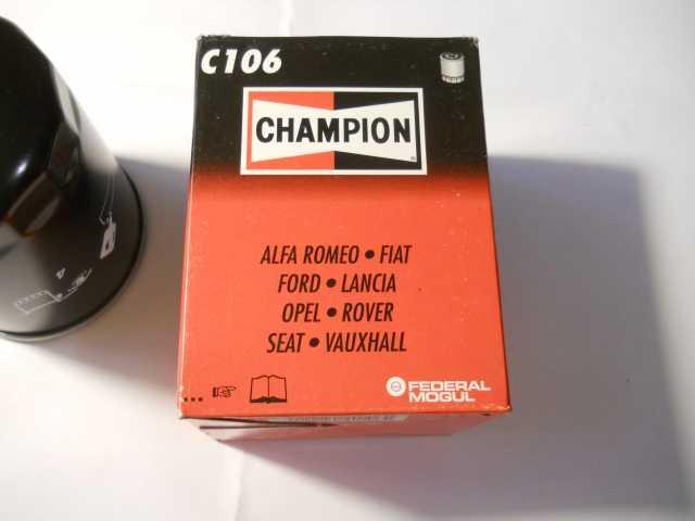Продам: Фильтр масляный Champion C106