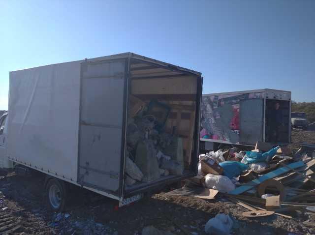 Предложение: Вывоз мусора. Утилизация мебели