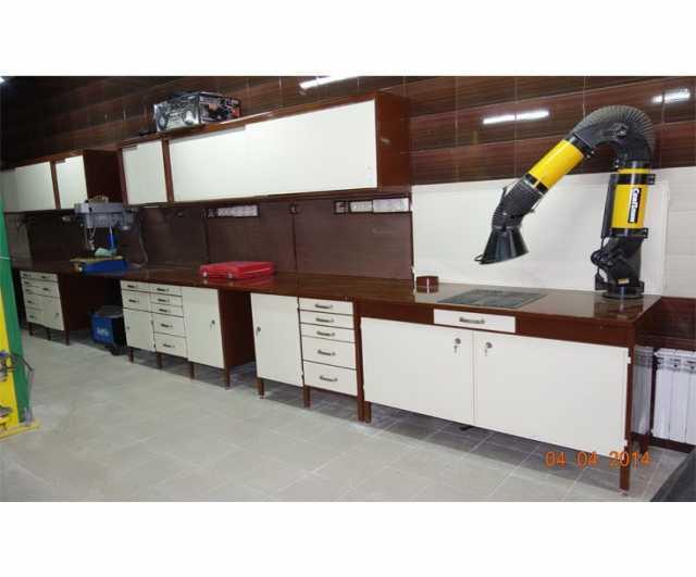 Продам: Набор мебели в мастерскую