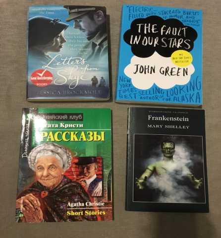 Продам: книги Джон Грин, Орхан Памук, Спаркс