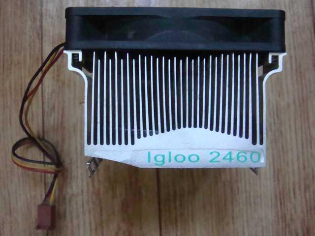 Продам Система охлаждения на сокет 462