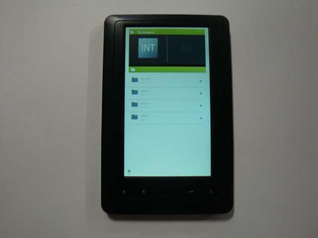 Продам: Эл. книга iconBIT HDB700LED 8Gb