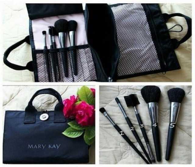 Продам: Mary Kay Набор кистей для макияжа