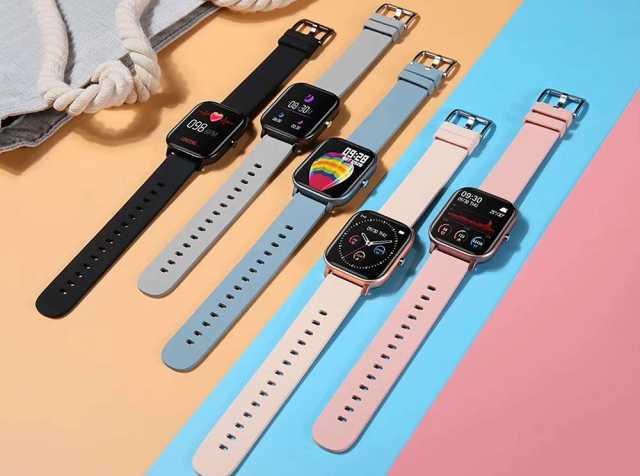 Продам: Умные часы Colmi P8