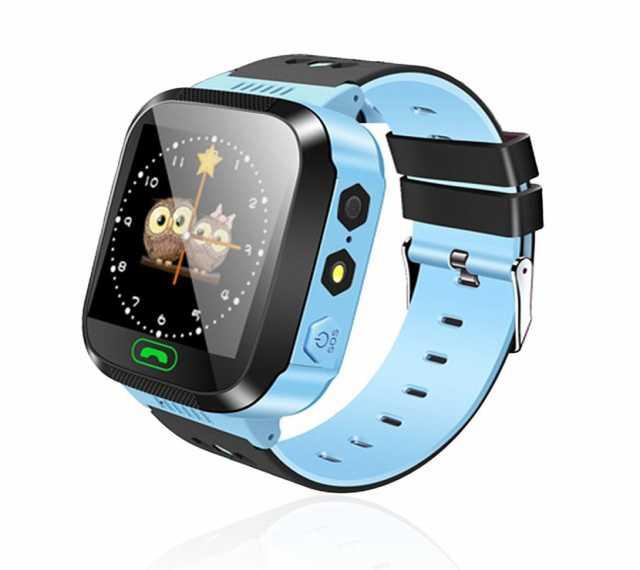 Продам: Детские смарт часы Smart Baby Watch Q02