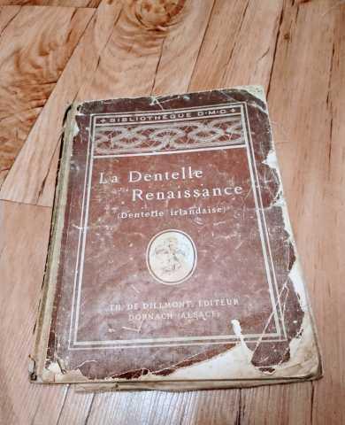 Продам: Пособие для белошвеек на французском яз
