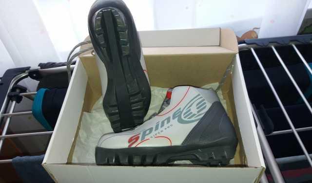 Продам: Ботинки лыжные, 35 р