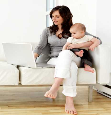Вакансия: Менеджер на дому (для мамочек)