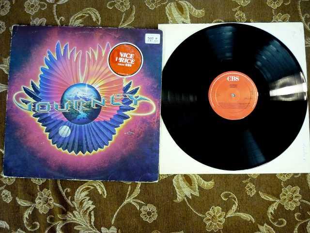 Продам: Journey – Infinity LP, Album, Reissue E