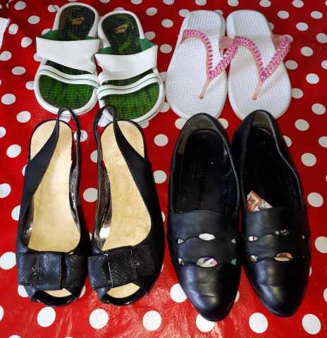 Продам: На лето туфли,босоножки,шлепки