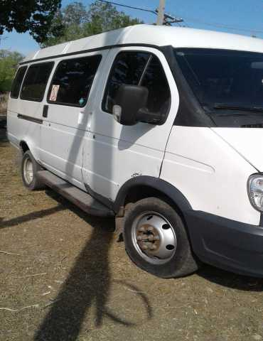 Продам: пассажирский микроавтобус газ322132