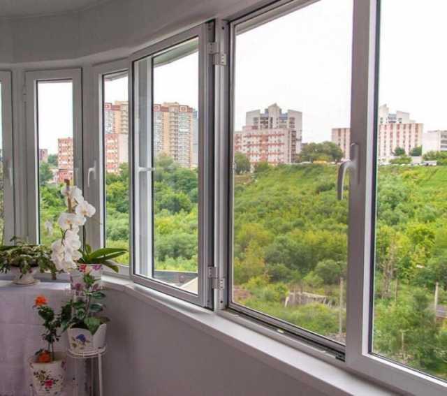 Продам: Окна Лоджии Балконы