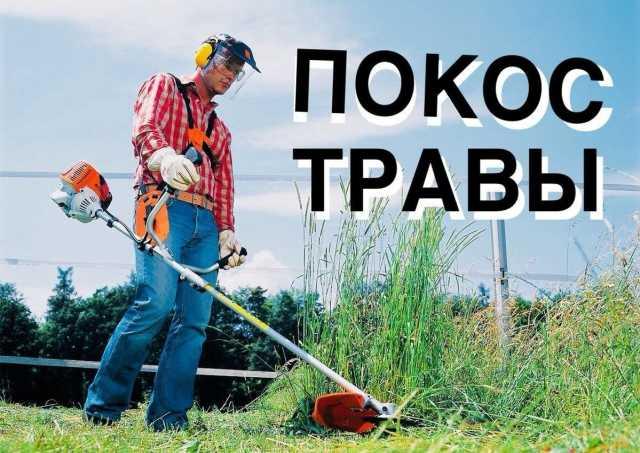 Предложение: СКОС травы ПОКОС травы