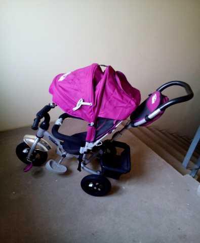 Продам: Детский трехколесный велосипед